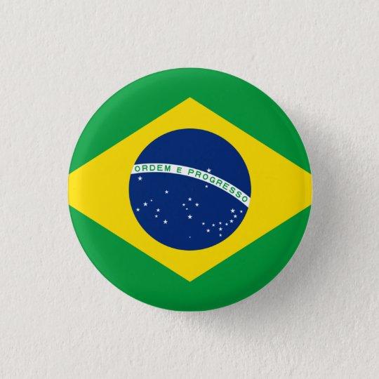 Bóton Redondo 2.54cm Brasil