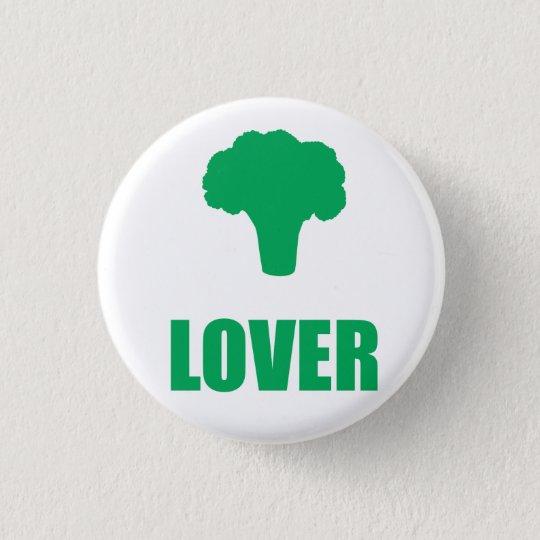 "Bóton Redondo 2.54cm Button ""Broccoli Lover"""