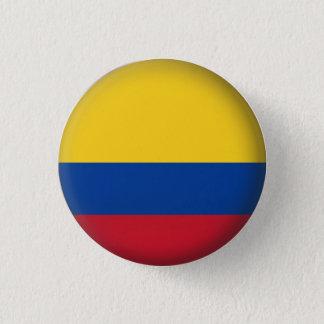 Bóton Redondo 2.54cm Colômbia redonda