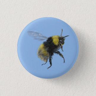 Bóton Redondo 2.54cm Crachá da abelha