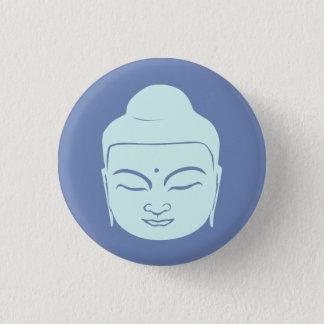 Bóton Redondo 2.54cm Crachá de Buddha. A paz seja com você