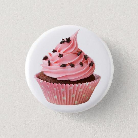 Bóton Redondo 2.54cm Cupcake