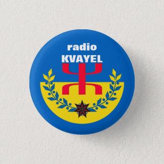 Bóton Redondo 2.54cm emblema radio-kvayel.com