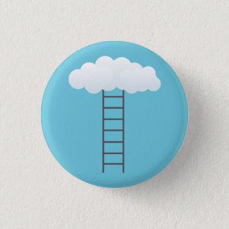 Bóton Redondo 2.54cm Escadaria ao céu