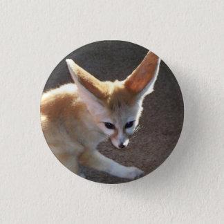 Bóton Redondo 2.54cm Fox de Fennec