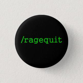 Bóton Redondo 2.54cm Gamer de Ragequit