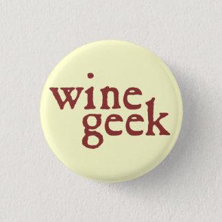 Bóton Redondo 2.54cm Geek do vinho