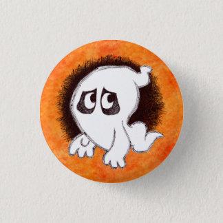Bóton Redondo 2.54cm Gomer o botão do fantasma