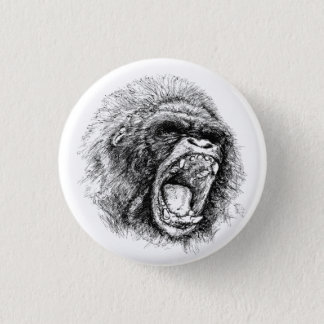 Bóton Redondo 2.54cm Gorila