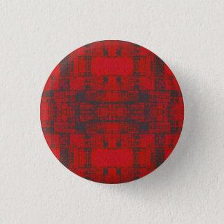 Bóton Redondo 2.54cm HAMbWG - botão - vermelho afligido