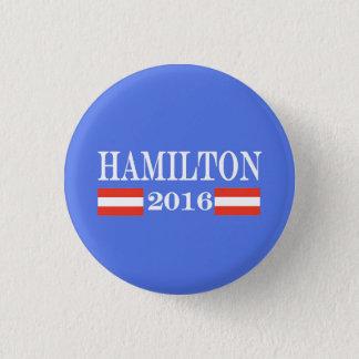 Bóton Redondo 2.54cm Hamilton 2016