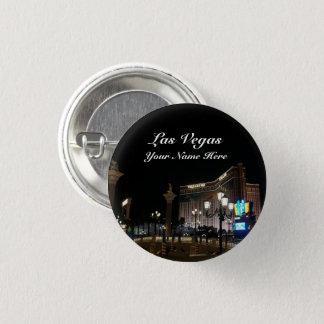 Bóton Redondo 2.54cm Ilha do tesouro & o botão Venetian de Pinback