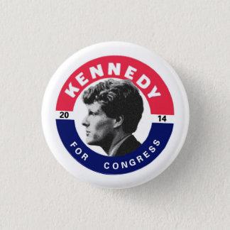 Bóton Redondo 2.54cm Joe Kennedy para o congresso 2014
