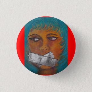 Bóton Redondo 2.54cm liberdade de expressão
