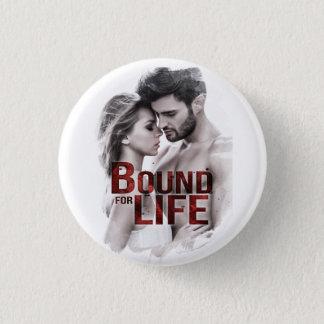 Bóton Redondo 2.54cm Limite para o botão da vida