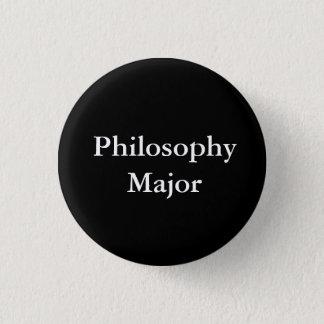 Bóton Redondo 2.54cm Major da filosofia