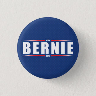 Bóton Redondo 2.54cm Máquinas de lixar 2016 de Bernie (estrelas &