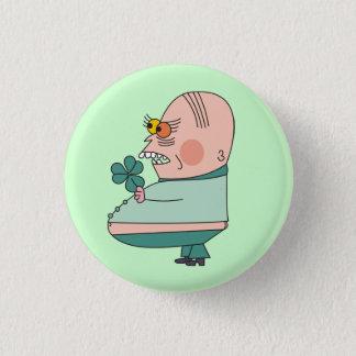 Bóton Redondo 2.54cm Menino gordo engraçado com os botões de Pinback do