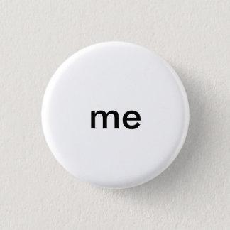 Bóton Redondo 2.54cm mim 1 botão redondo da polegada do ¼