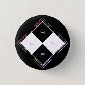 """Bóton Redondo 2.54cm MJ Darl! Pin do futurista """"2Tone"""" do ng (dimensão"""