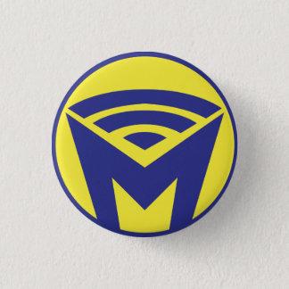 Bóton Redondo 2.54cm MOI - O botão