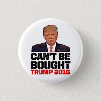 Bóton Redondo 2.54cm Não pode ser comprado pro Donald Trump engraçado