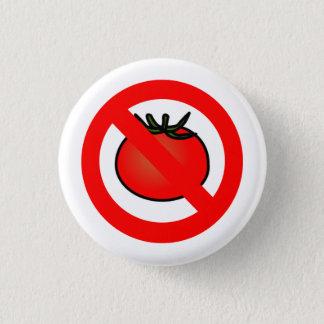 Bóton Redondo 2.54cm NENHUM botão dos tomates
