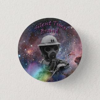 Bóton Redondo 2.54cm O botão Mascarar-Pequeno silencioso