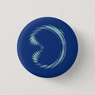 Bóton Redondo 2.54cm O rio do botão do amor