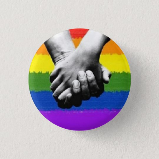 Bóton Redondo 2.54cm Orgulho LGBT