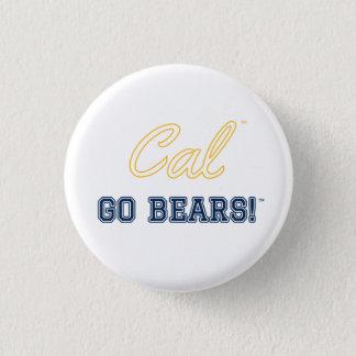 Bóton Redondo 2.54cm Os Cal vão ursos!: Pin de Uc Berkeley