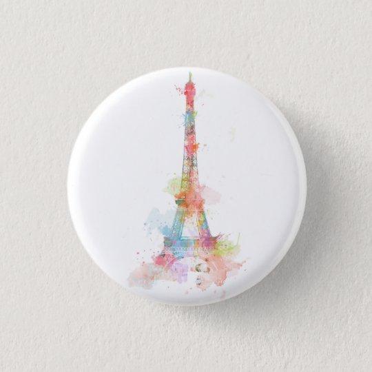 Bóton Redondo 2.54cm Paris