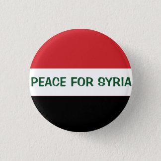BÓTON REDONDO 2.54CM PAZ PARA SYRIA