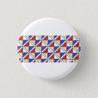 Bóton Redondo 2.54cm Pequeno, 1 arte redonda do botão da polegada do ¼