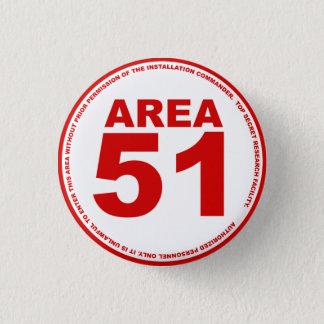 Bóton Redondo 2.54cm Pin da área 51