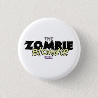 Bóton Redondo 2.54cm Pin de ZombieBlondie!