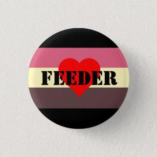 Bóton Redondo 2.54cm Pin do alimentador da bandeira do orgulho de