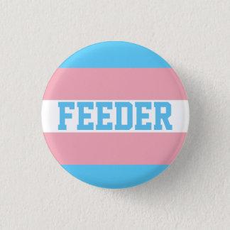 Bóton Redondo 2.54cm Pin do alimentador do Transgender