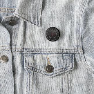 Bóton Redondo 2.54cm Pin exterior do proscrito da borda