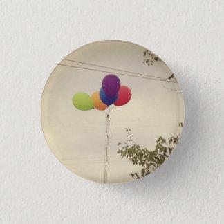 Bóton Redondo 2.54cm Pin perdido dos balões