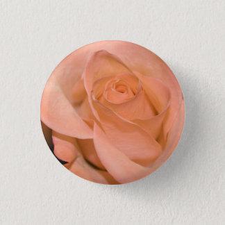 Bóton Redondo 2.54cm Pino cor-de-rosa do abricó