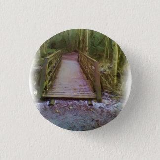 Bóton Redondo 2.54cm Ponte da floresta