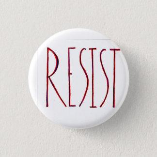 Bóton Redondo 2.54cm RESISTA botões!