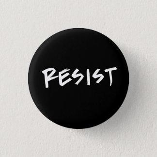 Bóton Redondo 2.54cm Resista o botão, pequeno