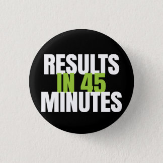 Bóton Redondo 2.54cm Resultados em 45 minutos - trabalha! Global