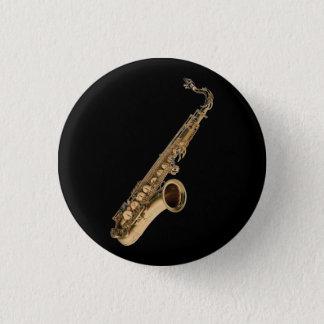 Bóton Redondo 2.54cm Sax Tenor