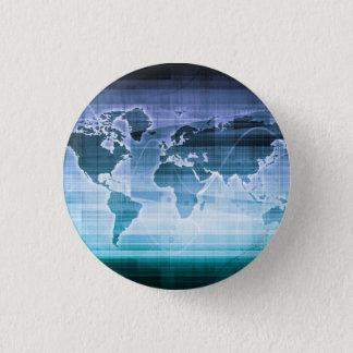 Bóton Redondo 2.54cm Soluções globais da tecnologia