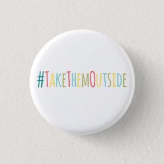 Bóton Redondo 2.54cm #TakeThemOutside