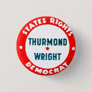 Bóton Redondo 2.54cm Thurmond-Wright - botão