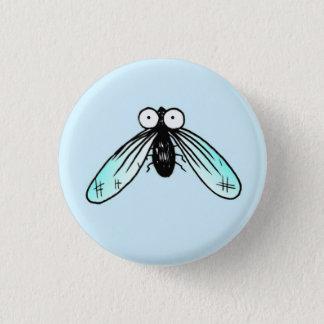Bóton Redondo 2.54cm Tootles o botão da mosca/Pin